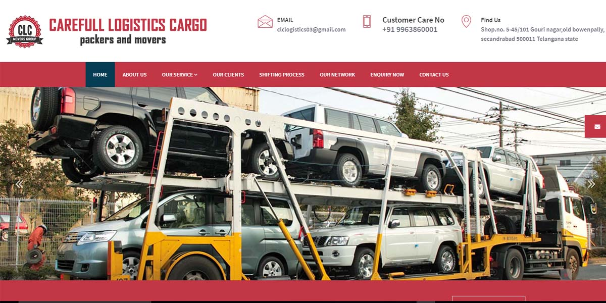 Carefull Logistics Cargo Packers And Movers