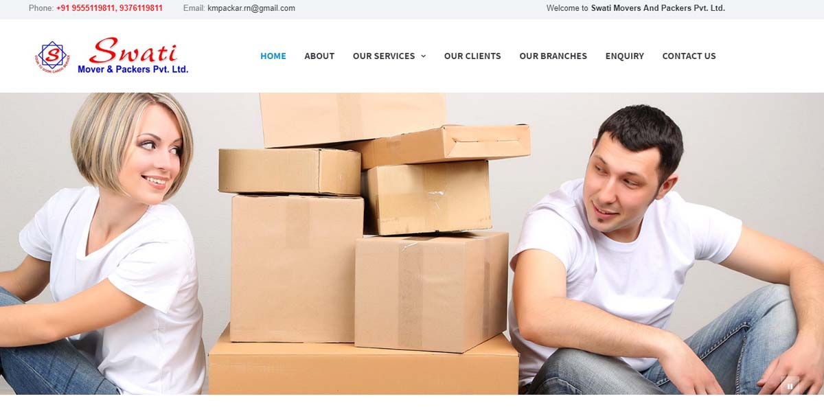 Swati Movers And Packers